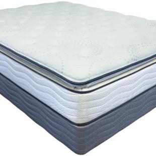 King Koil Hydrus Pillow Top Queen Set – 50% Sale