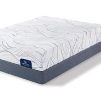Serta Carriage Hill Plush 10 Gel Memory Foam