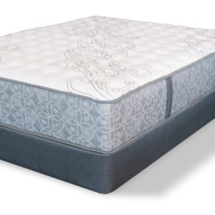Serta Dunes West Firm Queen Set – 50% Sale