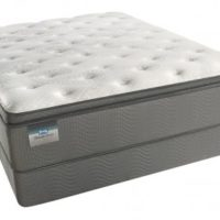 BeautySleep Bonita Bay Pillow Top Mattress Set