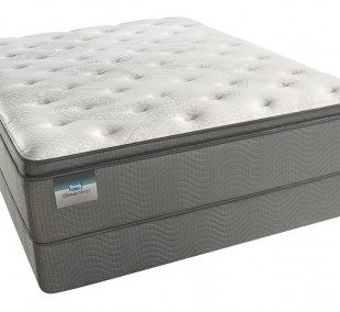 BeautySleep Bonita Bay Pillow Top King Mattress Set – 50% Sale