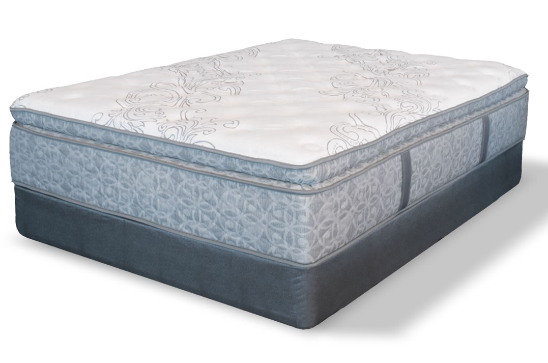 Dreamhaven Whispering Pines Super Pillow Top Plush