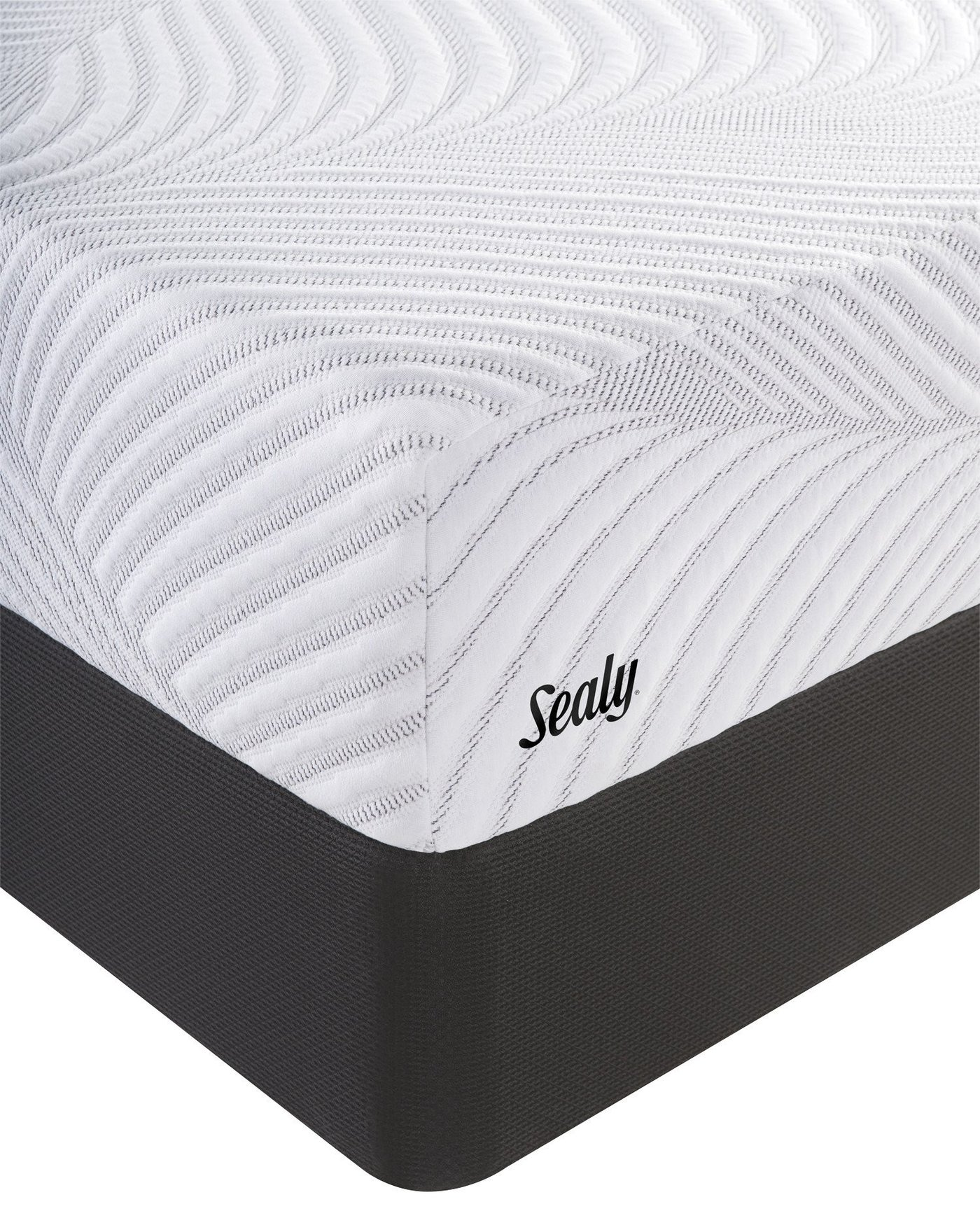 Sealy Treat Cushion Firm Memory Foam Mattress Mattress Barn