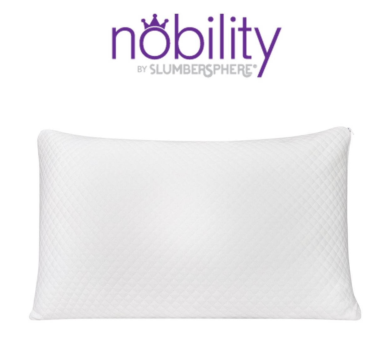 Slumbershield Nobility Pillow Standard Queen Size