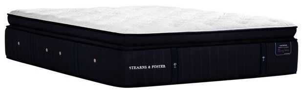 Sterns Amp Foster Cassatt Luxury Plush Euro Top Mattress